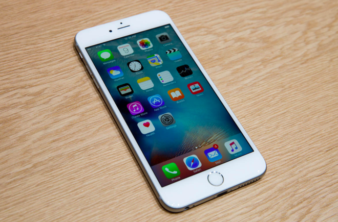 iPhone 6S Plus se khan hang do hien tuong 'that co chai' hinh anh
