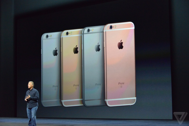 iPhone 6S va 6S Plus ra mat, them mau vang hong hinh anh 42