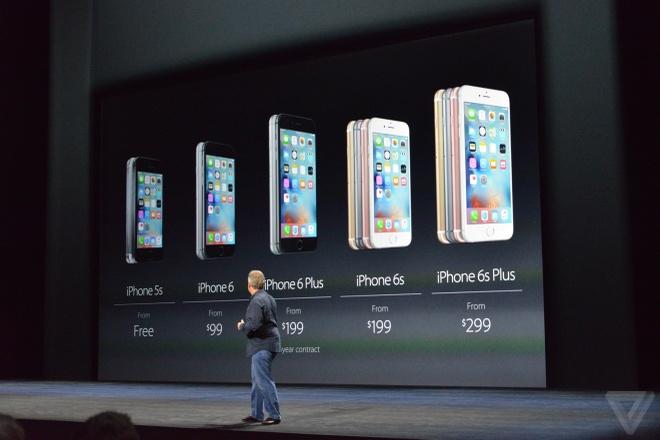 iPhone 6S va 6S Plus ra mat, them mau vang hong hinh anh 54