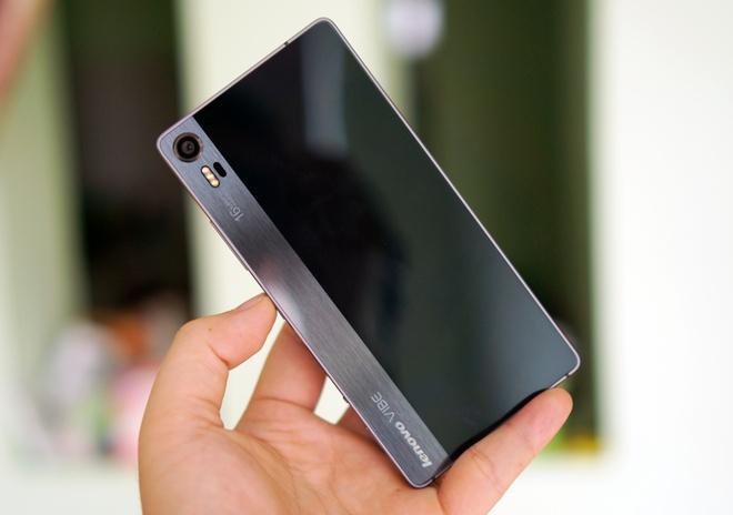 Danh gia Lenovo Vibe Shot: Dang dep, camera an tuong hinh anh