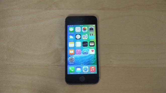iPhone 5S co nen cap nhat iOS 9? hinh anh