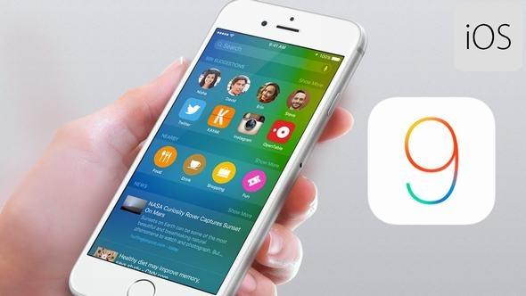 Cach ha cap tu iOS 9 xuong 8.4.1 hinh anh