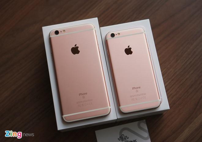 Loạn Giá Iphone 6s 6s Plus Màu Vàng Hồng Tại Việt Nam