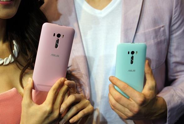 Zenfone Selfie len ke tai Viet Nam voi gia 6,5 trieu dong hinh anh