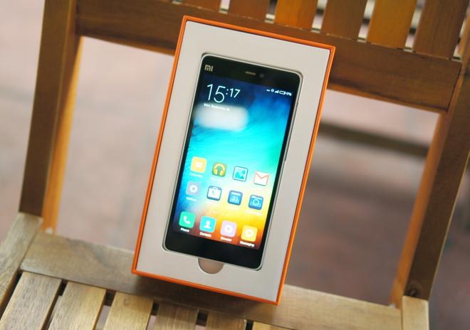 Xiaomi Mi 4C ve Viet Nam voi gia hon 5 trieu dong hinh anh