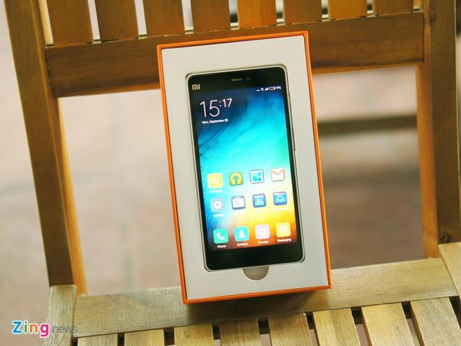 Xiaomi Mi 4C ve Viet Nam voi gia hon 5 trieu dong hinh anh 1