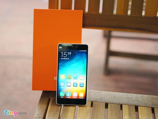 Xiaomi Mi 4C ve Viet Nam voi gia hon 5 trieu dong hinh anh 11