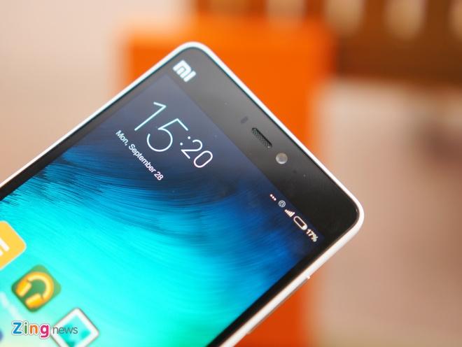 Xiaomi Mi 4C ve Viet Nam voi gia hon 5 trieu dong hinh anh 3