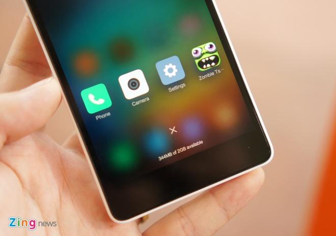 Xiaomi Mi 4C ve Viet Nam voi gia hon 5 trieu dong hinh anh 9