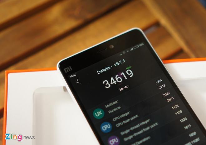 Xiaomi Mi 4C ve Viet Nam voi gia hon 5 trieu dong hinh anh 10