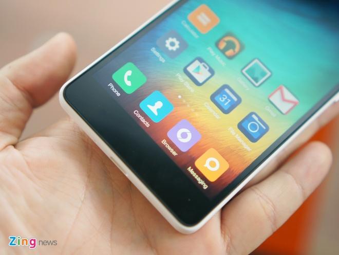 Xiaomi Mi 4C ve Viet Nam voi gia hon 5 trieu dong hinh anh 4