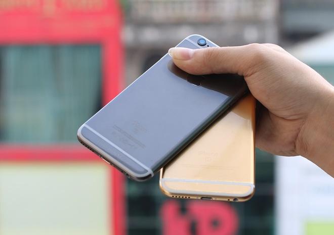 iPhone 6S ma vang den gia tu 42 trieu tai Viet Nam hinh anh 10