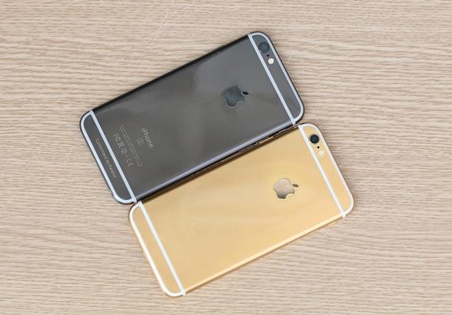iPhone 6S ma vang den gia tu 42 trieu tai Viet Nam hinh anh 6