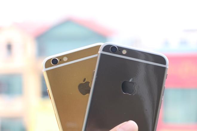 iPhone 6S ma vang den gia tu 42 trieu tai Viet Nam hinh anh 7