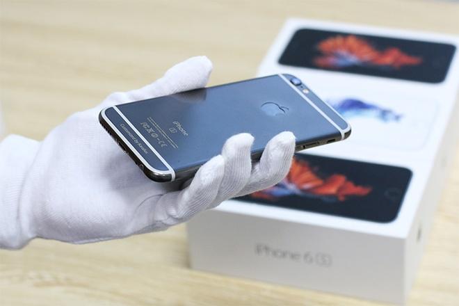iPhone 6S ma vang den gia tu 42 trieu tai Viet Nam hinh anh 3