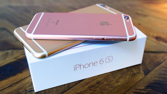iPhone 6S khoa mang o at ve VN, gia tu 16,5 trieu dong hinh anh