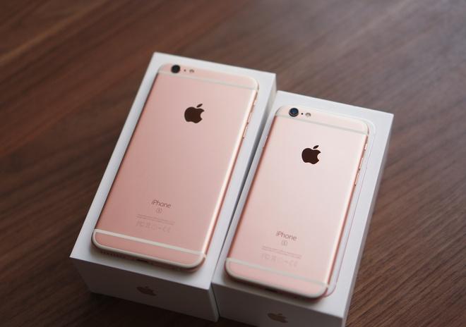 iPhone 6S chung gia, suc ban tang dan tai VN hinh anh