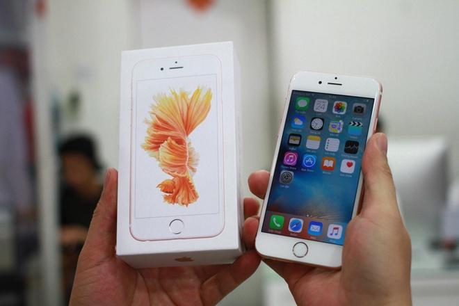 Loat smartphone sang gia vua cap ben Viet Nam hinh anh