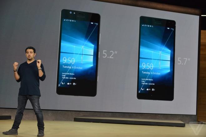 Lumia 950 va 950 XL ra mat, tan nhiet bang chat long hinh anh