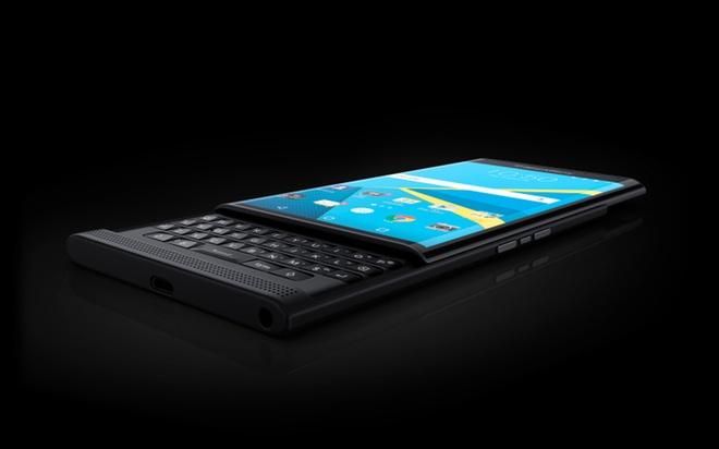 Chan dung BlackBerry Priv: Chi tiet cau hinh, anh thuc te hinh anh 1