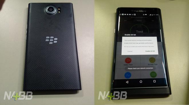 Chan dung BlackBerry Priv: Chi tiet cau hinh, anh thuc te hinh anh 4