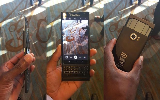 Chan dung BlackBerry Priv: Chi tiet cau hinh, anh thuc te hinh anh 5