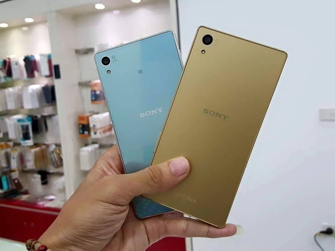 Sony Xperia Z5 xach tay ve nuoc voi gia 15,5 trieu dong hinh anh
