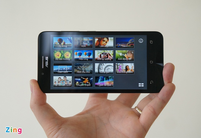Mo hop Zenfone Go RAM 2 GB gia 3 trieu dong hinh anh 13