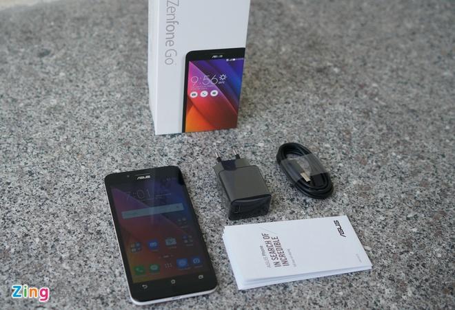 Mo hop Zenfone Go RAM 2 GB gia 3 trieu dong hinh anh 2