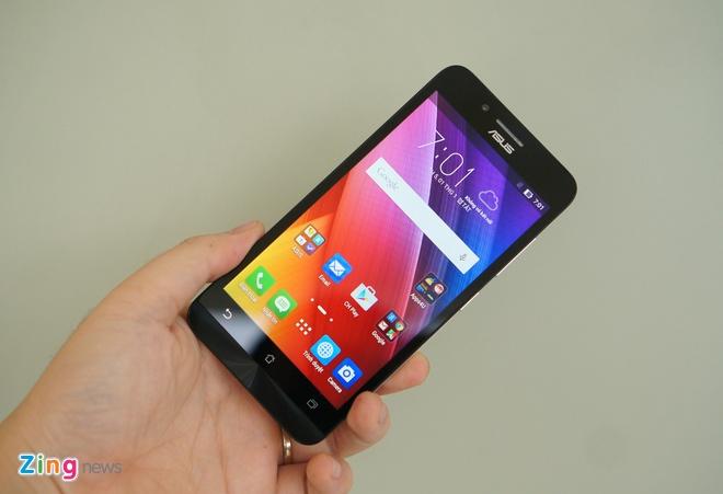 Mo hop Zenfone Go RAM 2 GB gia 3 trieu dong hinh anh 3