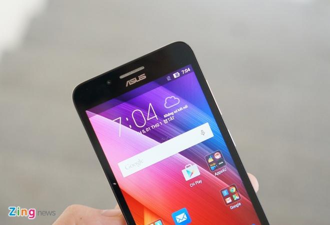 Mo hop Zenfone Go RAM 2 GB gia 3 trieu dong hinh anh 8