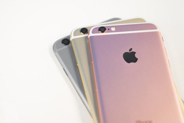 iPhone 6S ban 64 GB loan gia tai Viet Nam hinh anh