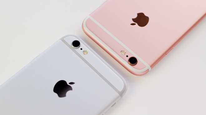 Camera iPhone 6S thua kem nhieu dien thoai Android hinh anh