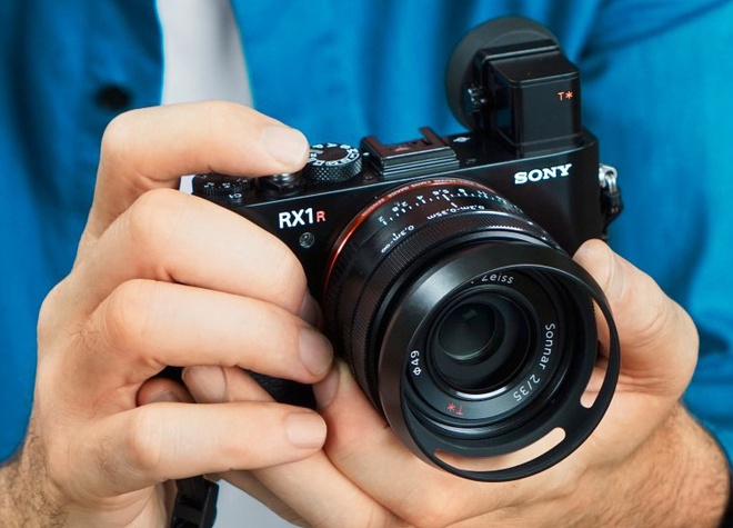 Sony tung RX1R II – may anh full frame nho nhat hinh anh 3