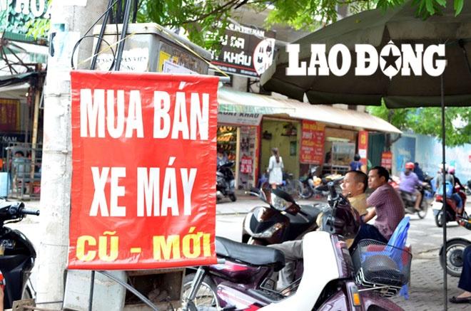 Nhung Manh Khoe Kiem Loi Tien Trieu Cua Dan Buon Xe May Cu Hinh Anh 1