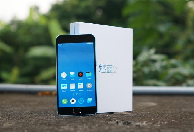 Mo hop Meizu M2 - smartphone cau hinh tot gia 2,5 trieu hinh anh