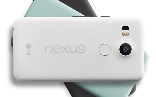 Nexus 5X len ke hom nay hinh anh