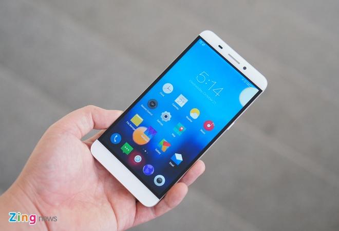 Smartphone RAM 3 GB, gia 4 trieu tu thuong hieu moi noi hinh anh 3