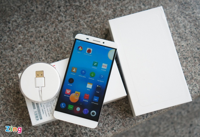 Smartphone RAM 3 GB, gia 4 trieu tu thuong hieu moi noi hinh anh 1