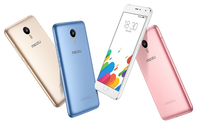 Meizu ra smartphone kim loai, nhan dien van tay gia 200 USD hinh anh