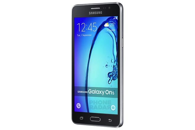 Samsung sap ra dien thoai Galaxy On5, On7 gia re hinh anh 1