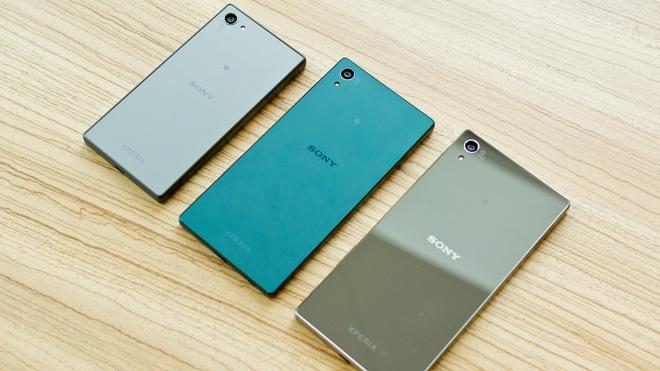 Sony mo nha may smartphone, khang dinh khong roi mang mobile hinh anh