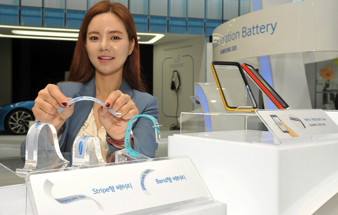 Samsung san xuat pin uon deo hinh anh 1