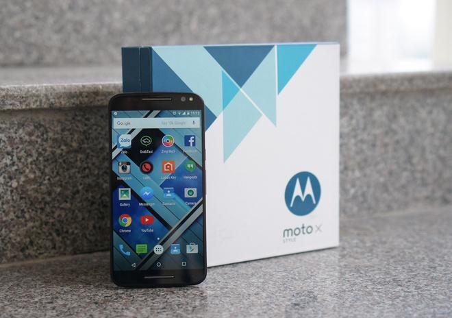 Mo hop Moto X Style o VN: Dep, manh me va khac biet hinh anh