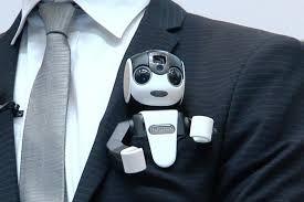 RoboHon là robot kiêm smartphone ra mắt vào nửa đầu năm 2016