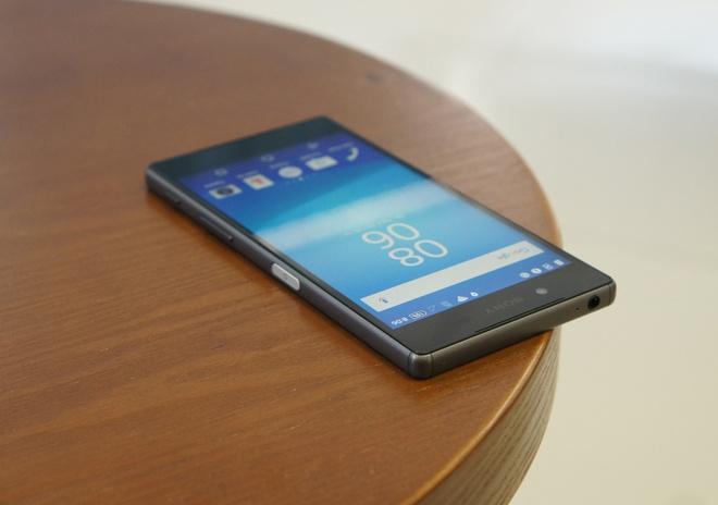 Danh gia Sony Xperia Z5: Dep, doc nhung chua da hinh anh 8