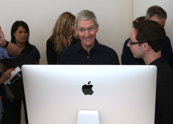 Apple khong lo ra sao? hinh anh