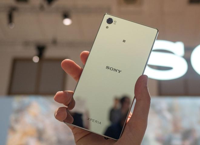 Sony Xperia Z5 Premium gia du kien gan 20 trieu tai VN hinh anh
