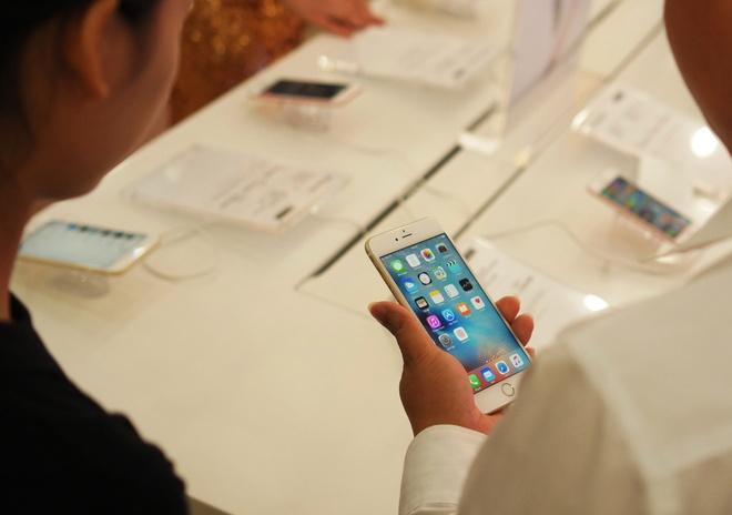Nhieu noi pha gia iPhone 6S chinh hang hinh anh 3