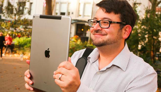 Danh gia iPad Pro: Chua du suc thay laptop hinh anh